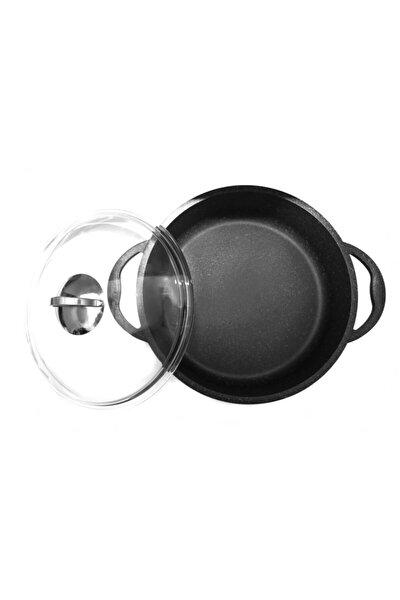 Siyah Döküm Pilav Tenceresi 26 cm