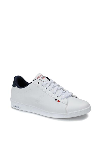 U.s Polo Assn. Franco 100249743 Erkek Beyaz Sneaker 40-45
