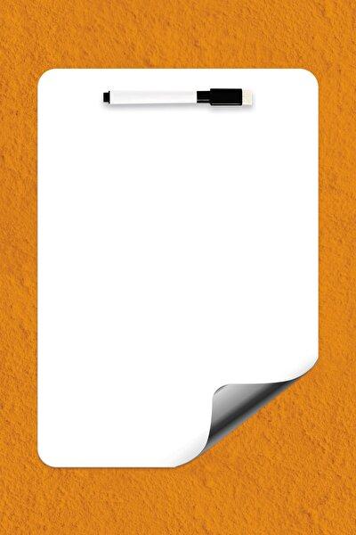Easyboard Manyetik Katlanabilir Beyaz Tahta - A3 (29.7cm X 42cm)