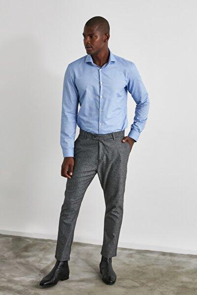 Antrasit Erkek Havuç Kesim Pantolon TMNAW21PL0184