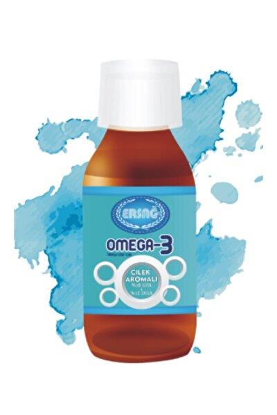 Omega 3 Sıvı Çılek Aromalı