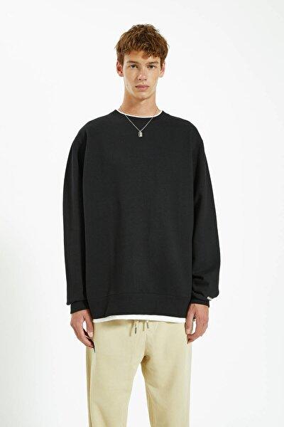 Basic Regular Fit Sweatshirt