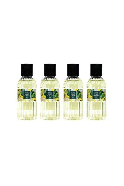 50 ml Pet Şişe X 4 Adet Klasik Limon Kolonyası