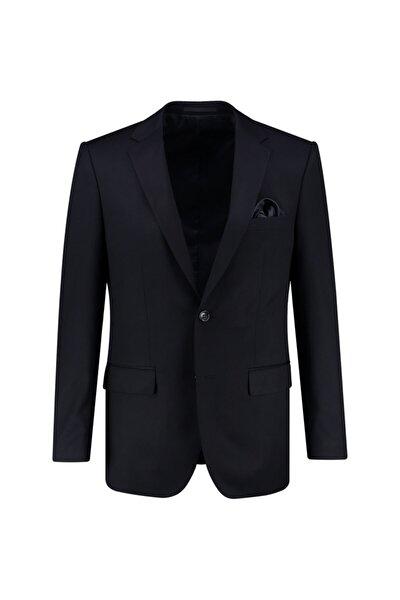 Erkek Lacivert Takım Elbise