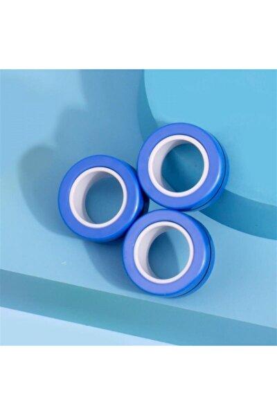 Mavi Stres Yüzüğü