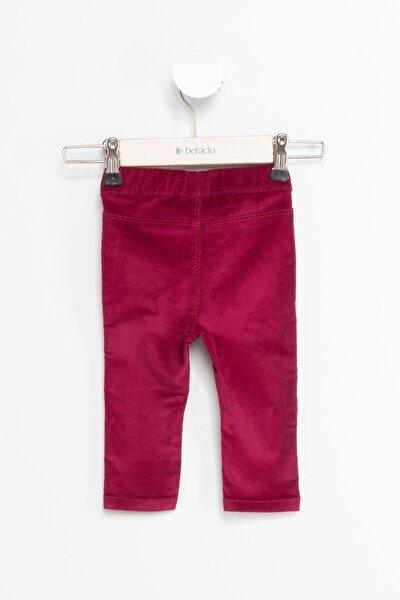 Kız Bebek Elastik Belli Pantolon