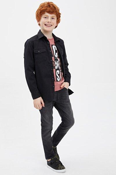 Erkek Çocuk Regular Fit Jean Pantolon