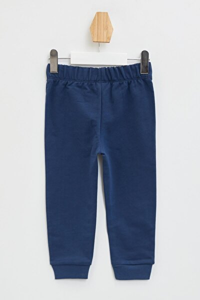 Erkek Bebek Beli Lastikli Pantolon