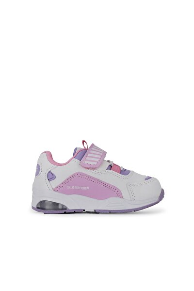 RODY Spor Çocuk Ayakkabı Beyaz / Pembe SA20LB020