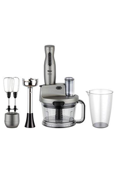 Mr Chef Quadro 1000 W Blender Seti Anthracite