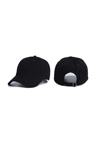 Basic Şapka Modeli Siyah