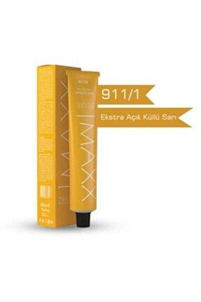 911/1 Ekstra Açıcı Küllü Sarı Krem Saç Boyası 60 ml