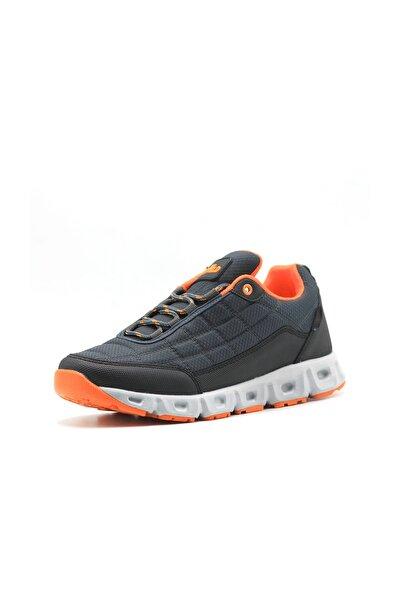 Unisex Siyah Günlük Spor Ayakkabı