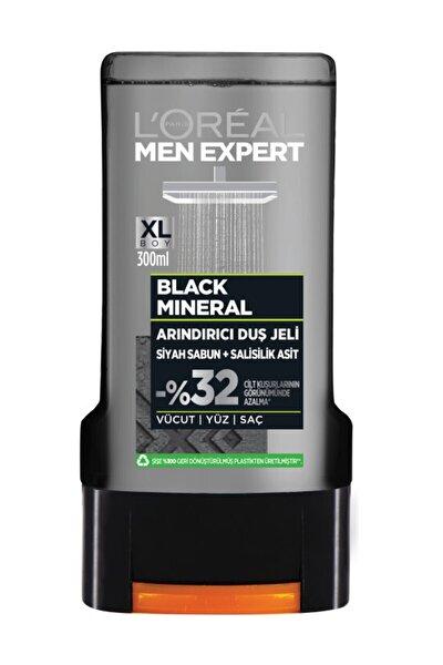Men Black Mineral Duş Jeli 300 Ml