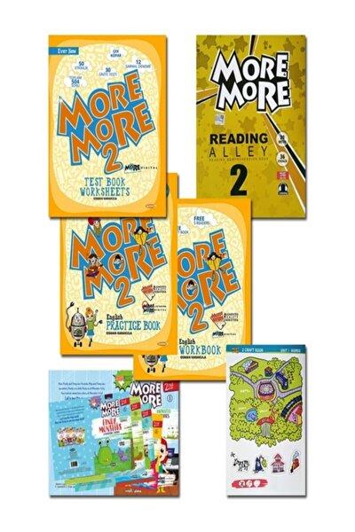 More More 2. Sınıf Englısh 4 Adet Kitap Ve Hikaye Seti 2021