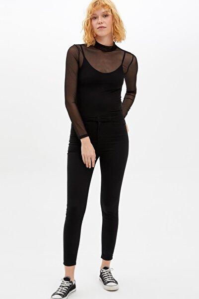 Kadın Siyah Anna Super Skinny Pantolon L6353AZ.19AU.BK27