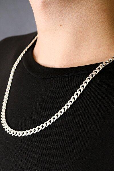 Klasik 925 Ayar Gümüş Zincir