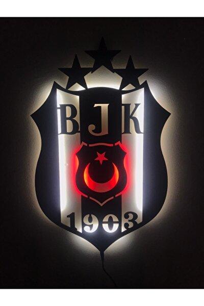 Beşiktaş Led Işıklı Tablo