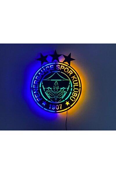 Fenerbahçe Led Işıklı Tablo