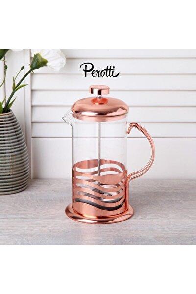 Perotti 600 ml Rosegold French Press 11253