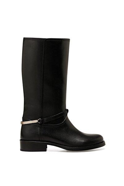 Aurelıo Kadın Siyah Çizme