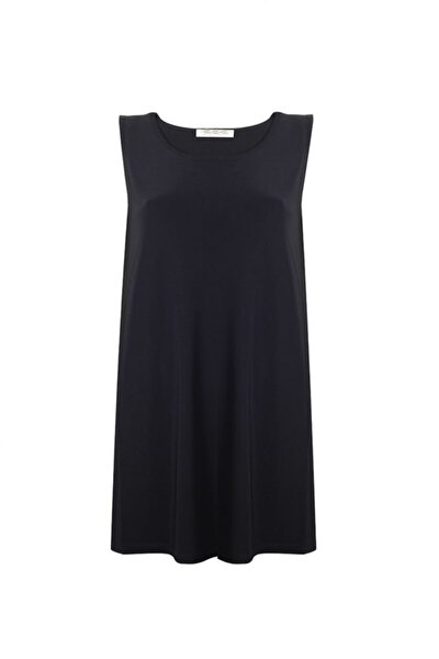 Kadın Lacivert Bluz