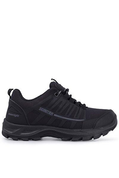 Kadın Siyah Su Geçirmez Kışlık Ayakkabı 516g5232t