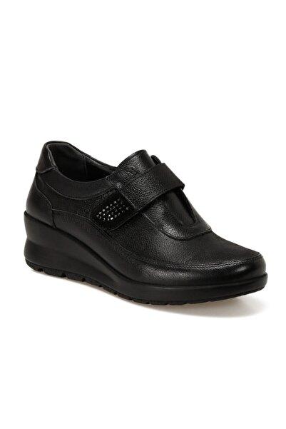 103162PZ Siyah Kadın Comfort Ayakkabı 100555574