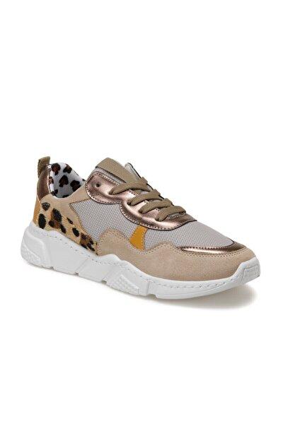 20SF-2001 Bej Kadın Sneaker Ayakkabı 100530777