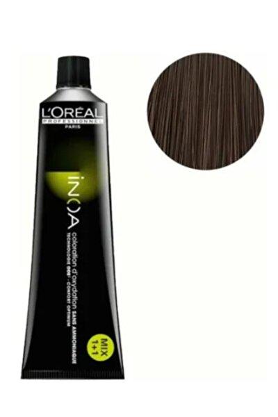 L'oreal Professional Inoa Saç Boyası 6,0 Renk Yoğun Kumral