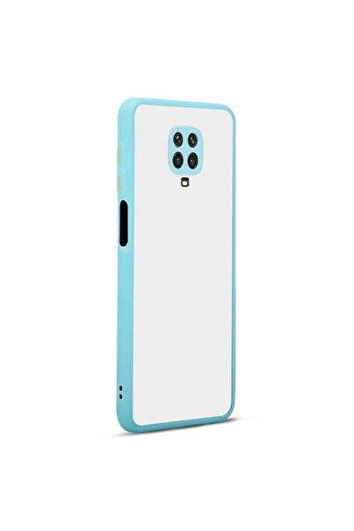 Redmi Note 9 Pro Renkli Silikon Kılıf (parmak Izi Yapmaz Leke Tutmaz) Turkuaz