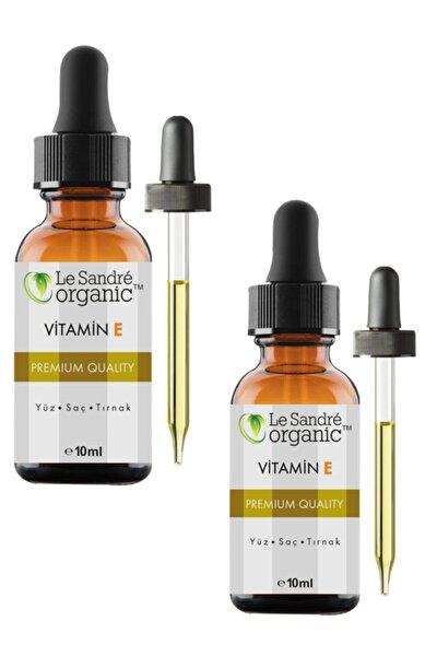 E Vitamini 10 mll İkili Set