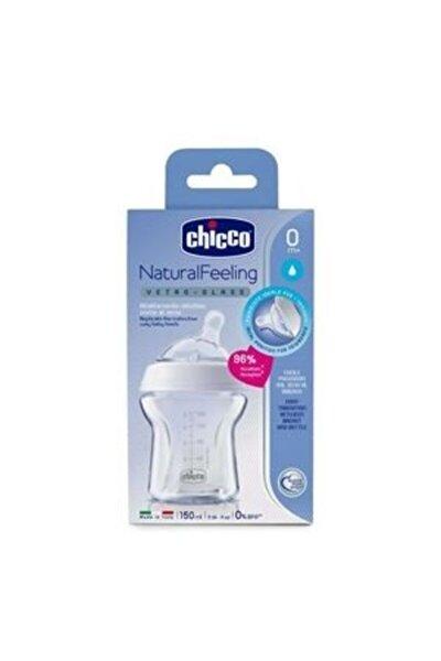 Unisex Bebek Natural Feeling Cam Biberon 150 ml