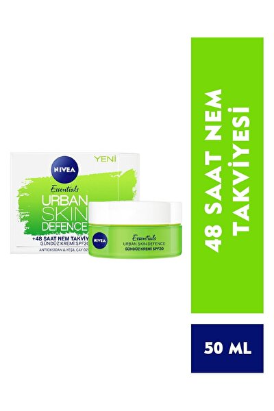 Urban Skın Defence Gündüz Kremi 50 Ml