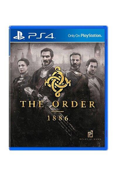 The Order 1886 Ps4 Oyun - Türkçe