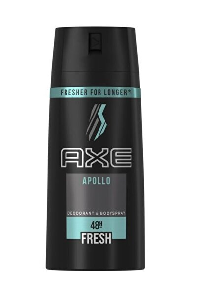 Erkek Deodorant Sprey Apollo 150 ML