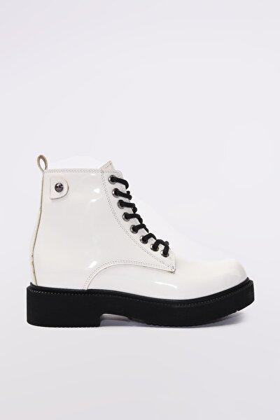 Beyaz  Bot & Bootie 01BOY190050A900