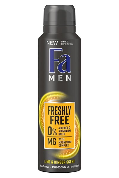 Men Deosprey Lime & Gringer Deodorant 150 ml