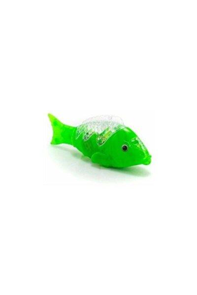 Müzikli Işıklı Yürüyen 23 Cm Pilli Oyuncak Balık