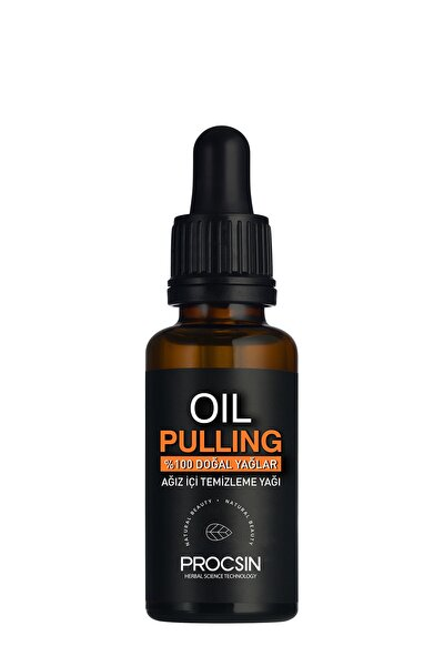 Ağız Bakım Yağı Oil Pulling 20 ML 8682427005510