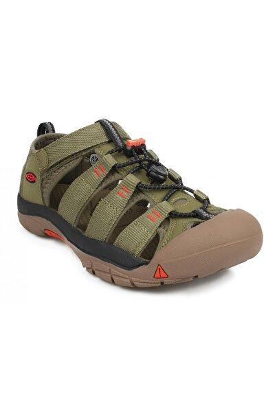 Kadın Yeşil   Outdoor Sandalet