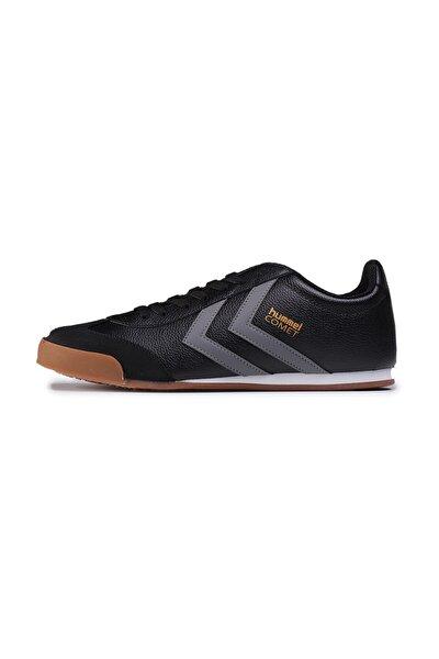 Siyah Comet Unisex Spor Ayakkabı