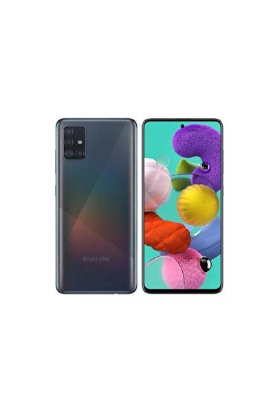 Galaxy A51 256gb (çift Sım) Siyah Cep Telefonu ( Türkiye Garantili) Sm-a515fzkptur