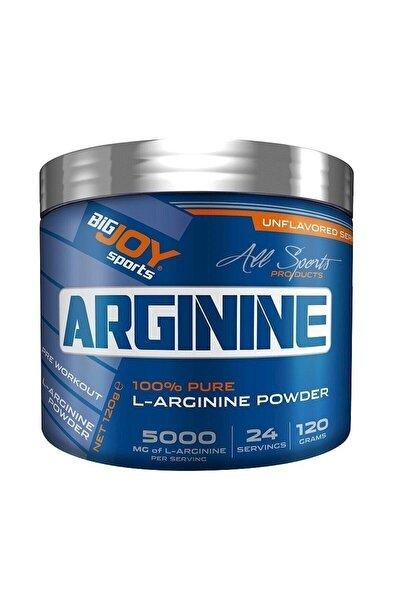 Bigjoy Sports Arginine Powder 120g