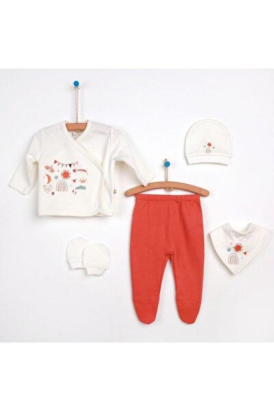 Kız Bebek Happy Colours Hastane Çıkışı 5li