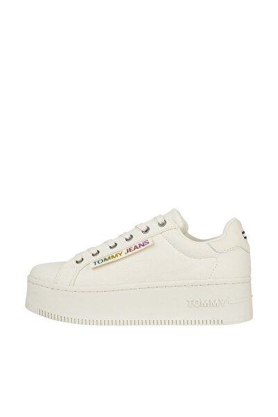 Kadın Bej Sneaker iconic Seasonal Flatform EN0EN01367