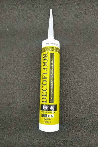 Decozza Decogold Decofloor Genel Amaçlı Şeffaf Df-40