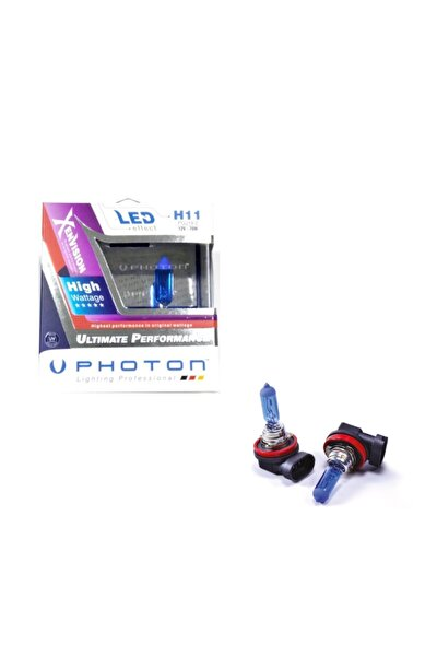 Beyaz Işık Güçlendirilmiş Halojen Oto Ampul 70 Watt H11