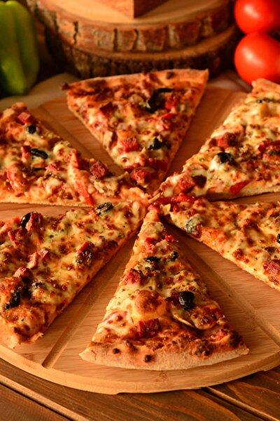 Slice Pizza Tahtası B0123