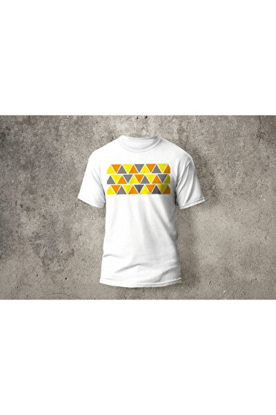Baskılı Tasarım T-Shirt